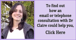 Consultations for ME / CFS with Dr Claire Bowen
